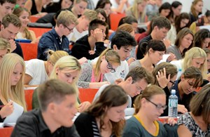 Studentenzahl