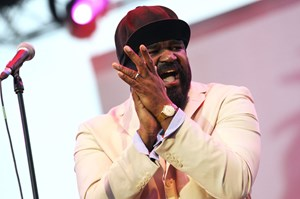 Besungene Tradition: Gregory Porter.