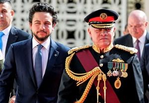 König Abdullah Sichert Seinen Sohn Ab Jordanien Derstandardat