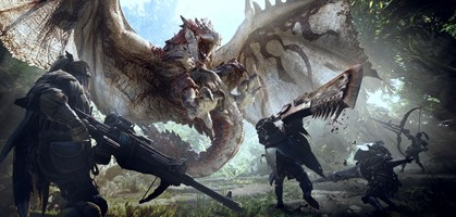 foto: monster hunter world