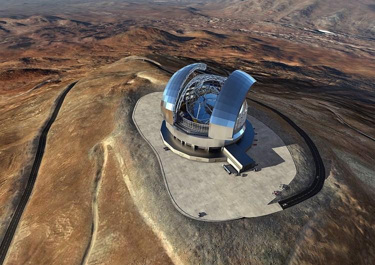Die Ersten Spiegel Fur Das Grosste Teleskop Der Welt Wurden Hergestellt Raum Derstandard De Wissen Und Gesellschaft