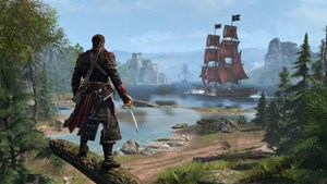 "Ubisoft bringt eine ""Remastered""-Version von ""Assassin's Creed Rogue""."