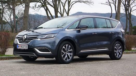 AutoMobil: Renault Espace: Geschmeidig trifft mondän - derStandard.de