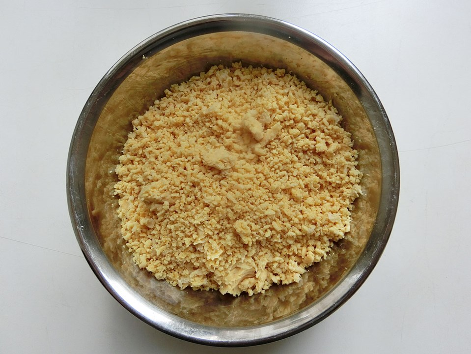 Rezept Pasteis De Grao Susse Kichererbsenkuchlein Kuchen