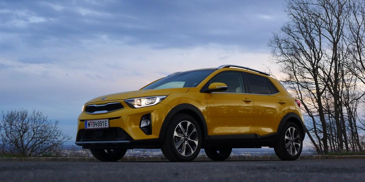 SUV-Vergeleich: Kona gegen Stonic: Nicht das Gelbe vom Ei ...