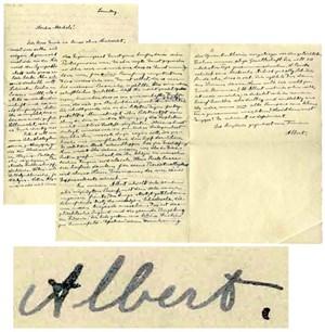Einstein Brief über Friedrich Adler Von 1917 Wird Versteigert Zeit