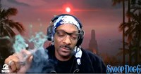 US-Rapper Snoop Dogg narrte Zuseher der Streaming-Plattform Twitch.