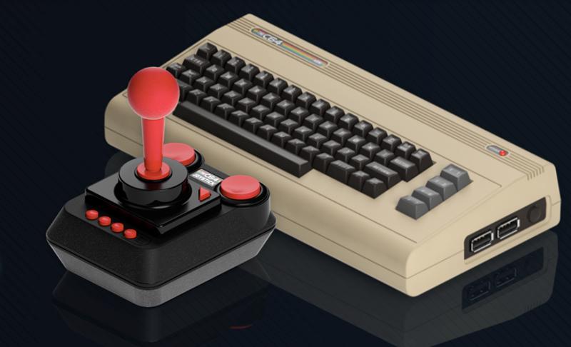 C64 Mini: Neuauflage des Retrocomputers kommt im März
