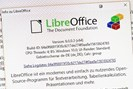 screenshot: libreoffice 6