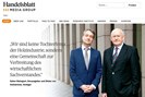 foto: handelsblatt media group screenshot