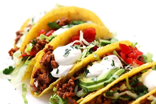 USA-EssBar: Rezept: Beef Tacos - derStandard.de