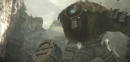 foto: shadow of the colossus