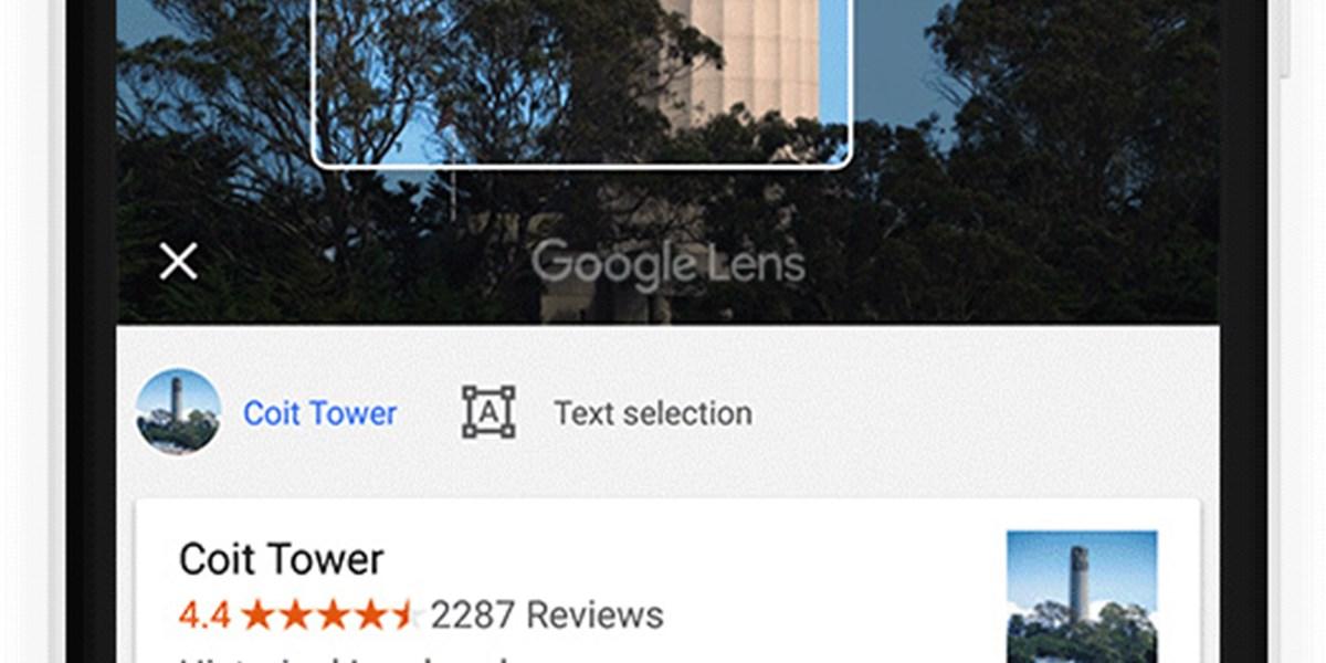Google Bilderkennung Android