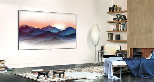 Spiegel Tv Samsung : Tv: samsungs neue fernseher werden zu unauffälligen wandbildern
