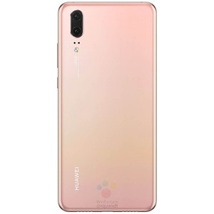 Das P20 in Pink-Gold.