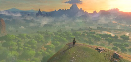 "foto: ""zelda: breath of the wild"""
