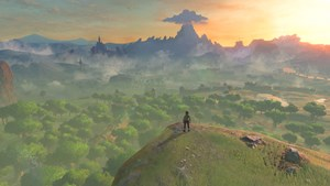 """Zelda: Breath of the Wild"" ist Teil des Clips von ""Games For Change""."