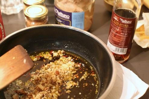 Fußboden Nachträglich Rezept ~ Das einfachste pasta rezept der welt und ein fischsaucentest gruß