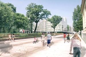 Großprojekte In Wien Städtebau Regelt Vertrag Wohnen In Und Um