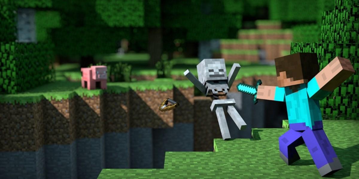 Games MinecraftStreit Führt Zu Bombendrohung An Englischen - Minecraft spieler melden