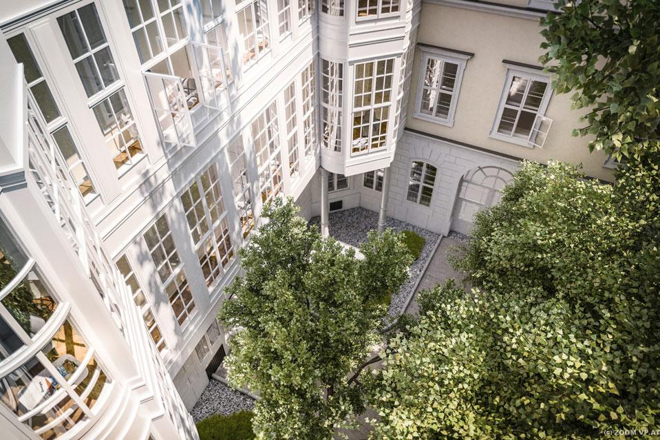 Startschuss Für Revitalisierung Der Alten Post In Wien Bauwerke