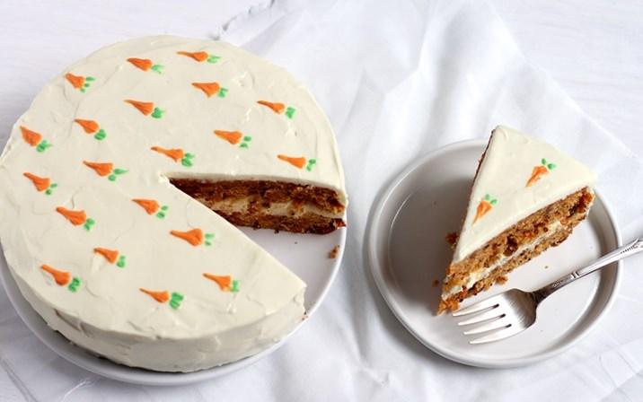 Rezept: Easter Carrot Cake - USA-EssBar - derStandard.at › Lifestyle