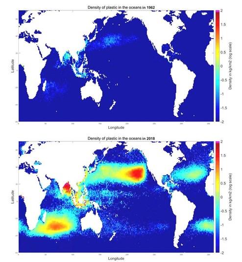 Pazifischer Plastikmüllteppich Ist 20 Mal Größer Als österreich