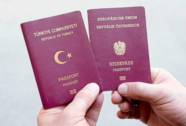 reisepass für türkei