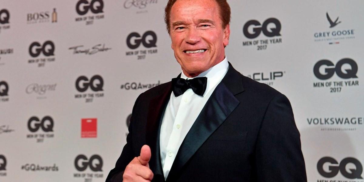 arnold schwarzenegger nach herz op im back gesellschaft derstandardat panorama - Arnold Schwarzenegger Lebenslauf