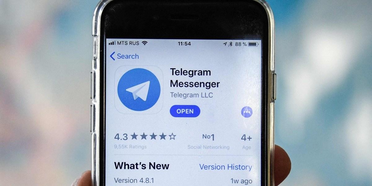Russland will Telegram blockieren
