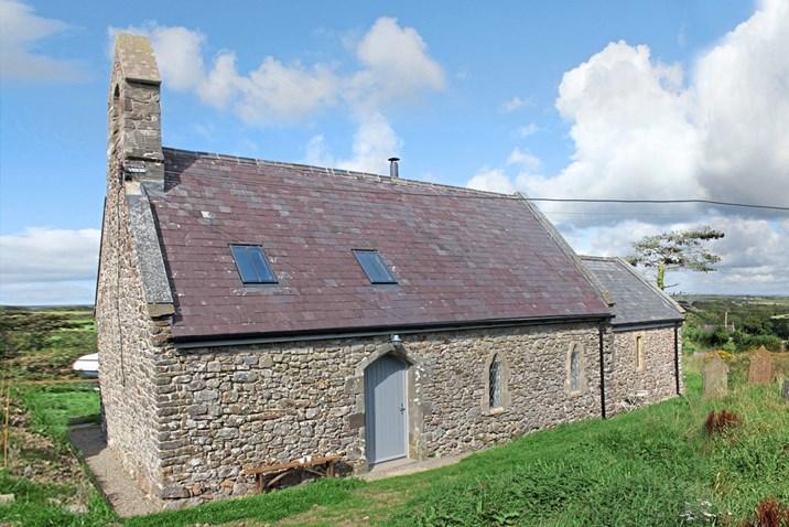 Sieben Kirchen, die zu Ferienhäusern umgebaut wurden [Seite 1 ...