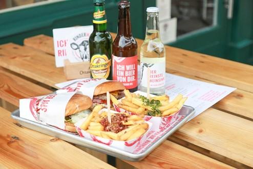 Burger am Naschmarkt, Sushi-Wochen - Essen & Trinken ...