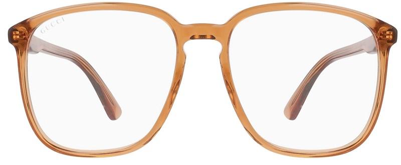 ae233954e880fb Große Eulengläser bei Gucci. Foto: Hersteller. Eine Brille kommt nicht  einmal mehr ...