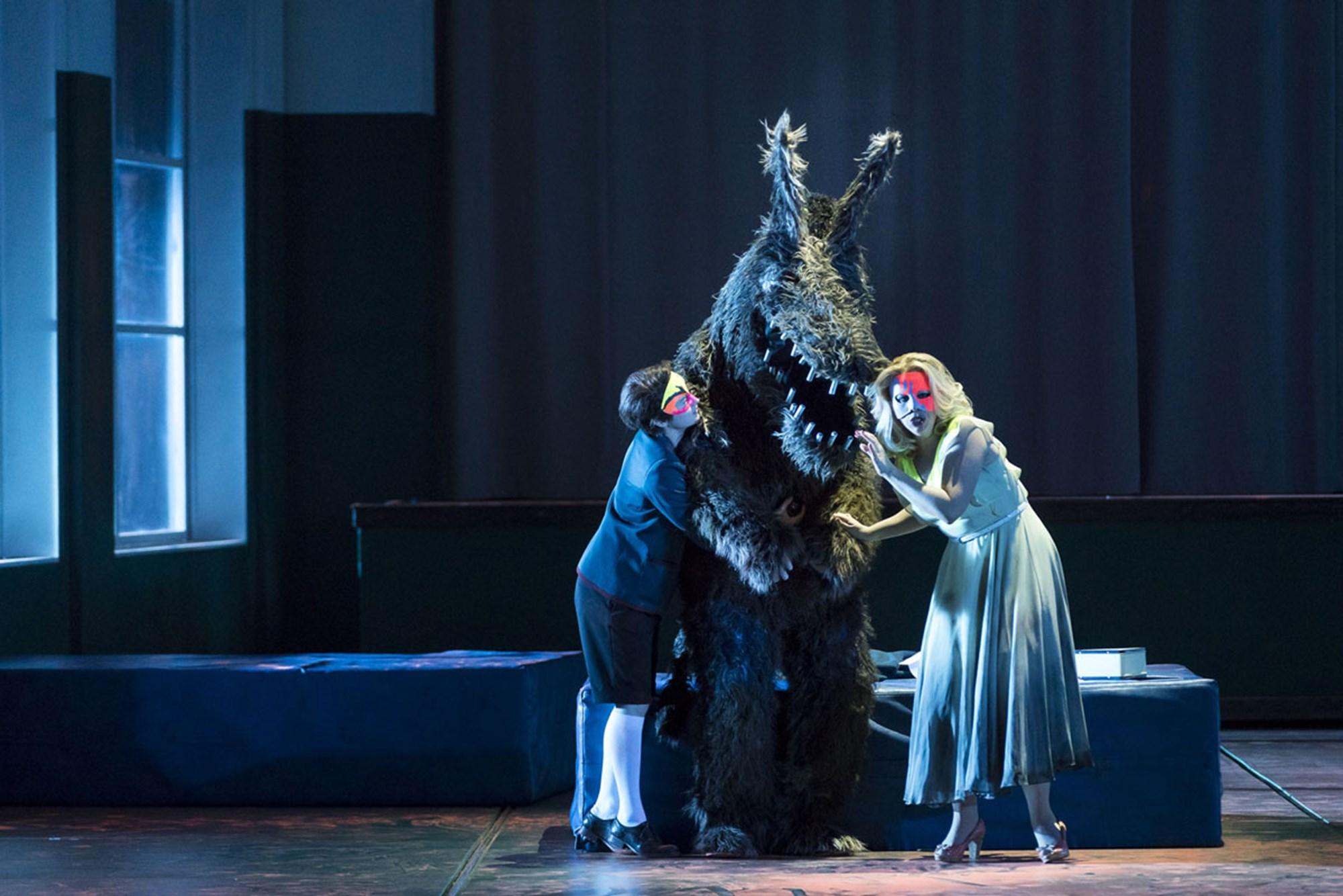 Bildergebnis für wien Theater an der Wien a midsummer nights dream