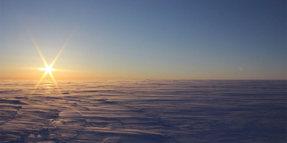 Isolierte Seen unter arktischem Eisschild entdeckt