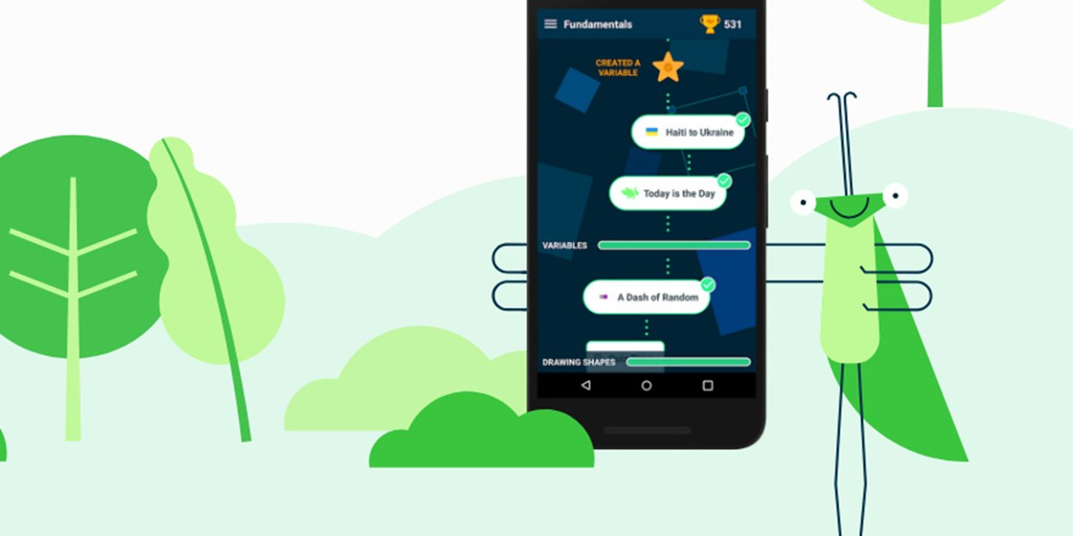 Grasshopper: New Google App Teaches Programming – Apps – TECH2