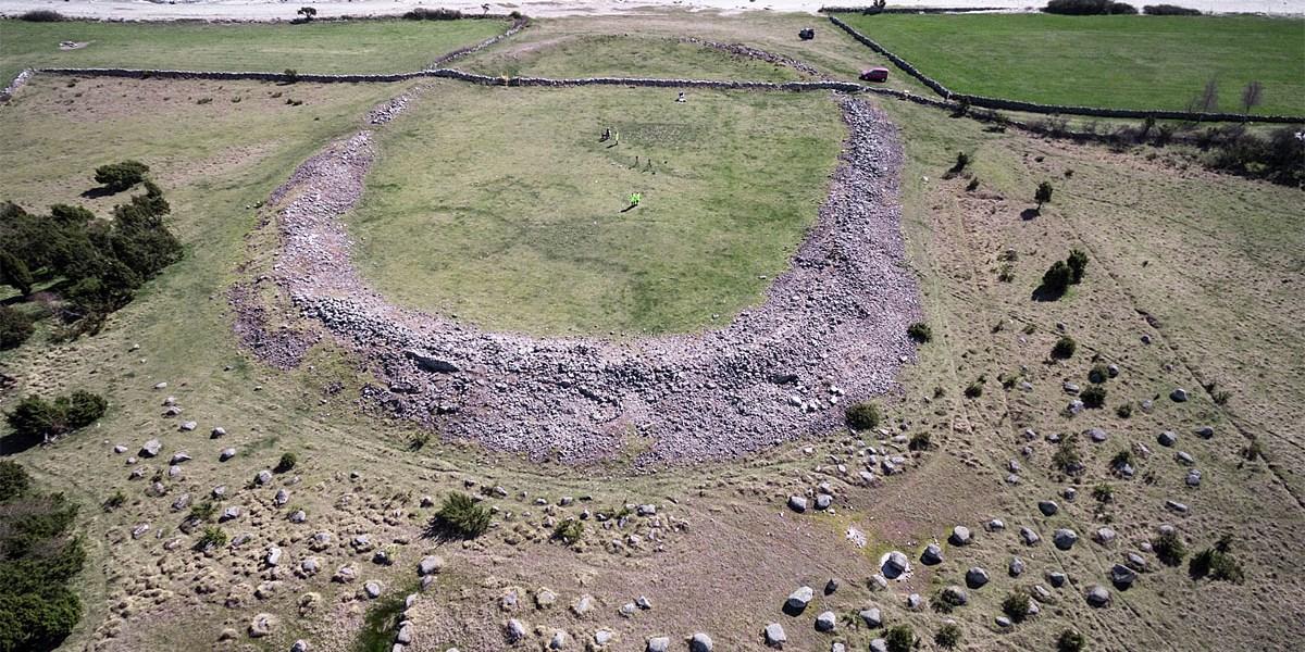 Mysteriöses Massaker löschte Dorf im fünften Jahrhundert aus