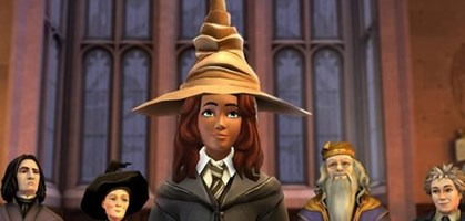foto: harry potter: hogwarts mystery