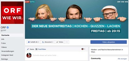 foto: screenshot/orf facebook
