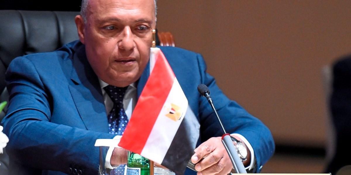 Ägypten bringt Syrien-Intervention arabischer Einheiten ins Spiel