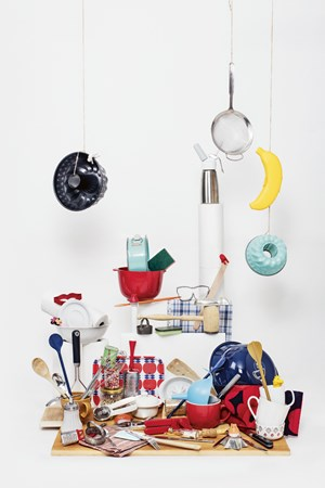 Wohnen: Ordnung in der Küche: Unmöglich? - derStandard.de
