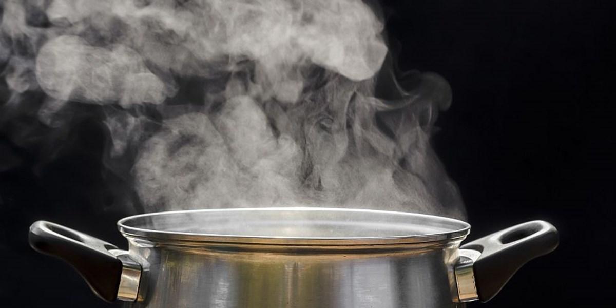 Warum Verbrennungen mit Wasserdampf so gefährlich sind