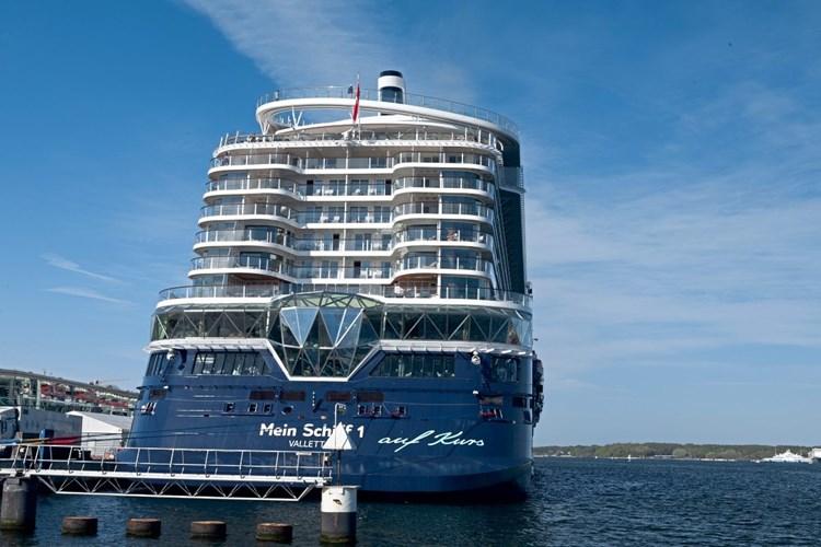 Das Design Der Neuen Mein Schiff 1 Von Tui Cruises