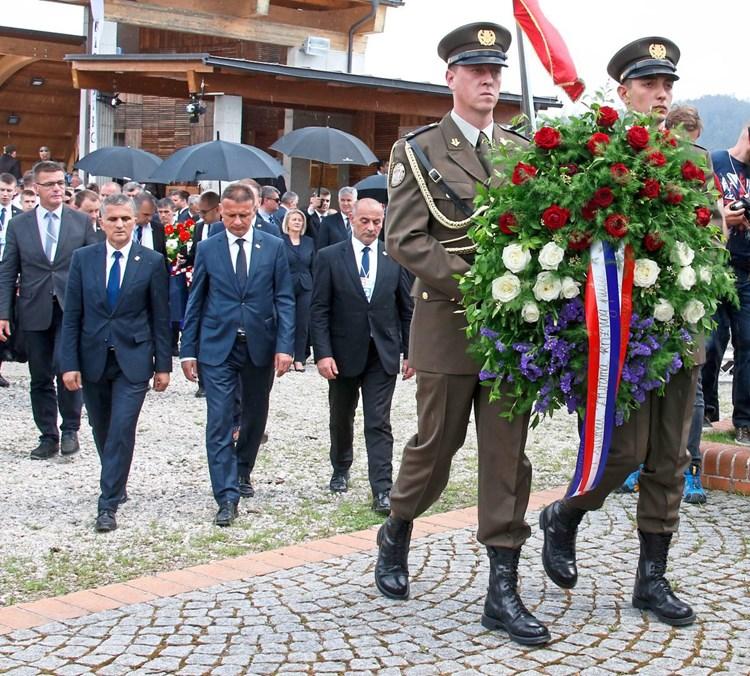 Loibacher Feld: Umstrittenes Kroatentreffen findet wieder statt