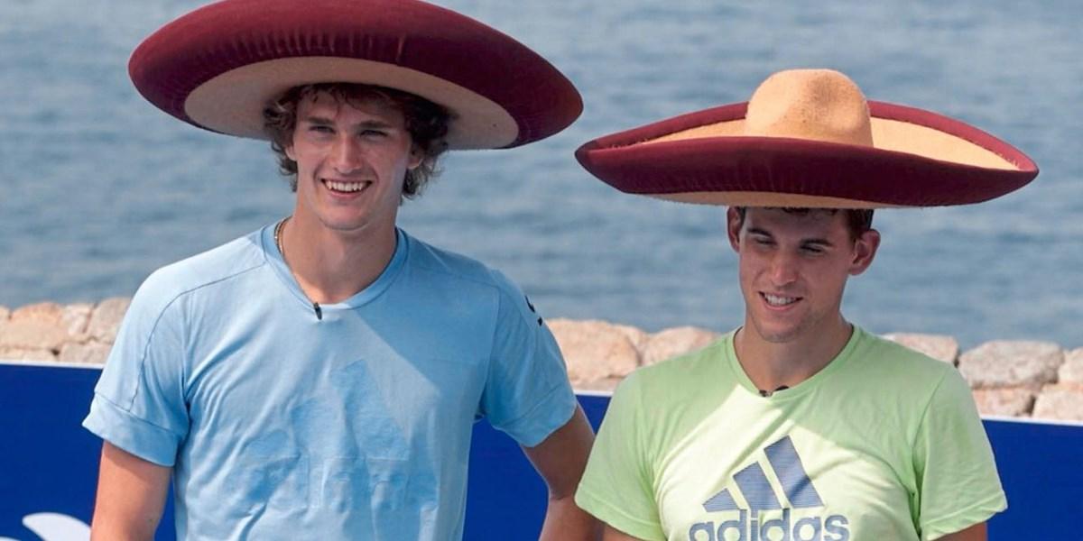 Thiem vs. Zverev auf der nächsten Ebene - Tennis ...