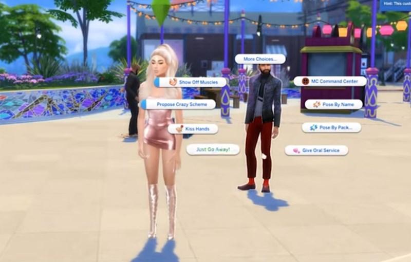 S Sims 4 Zeigen – Totalproton