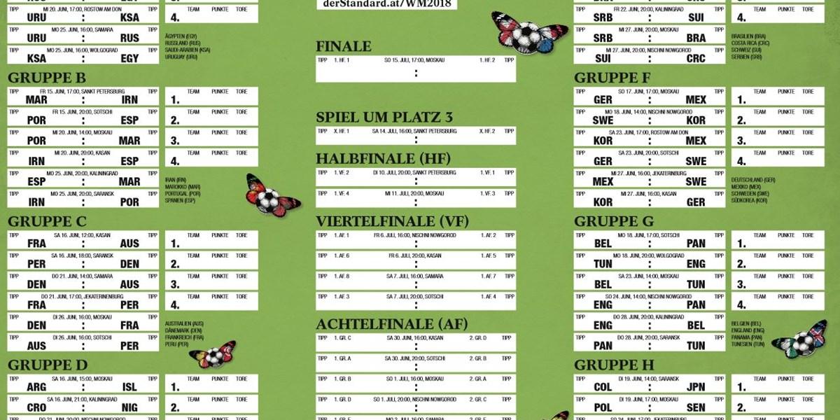 Em Turnierplan