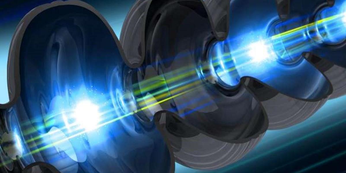 Laser erhitzt Wasser auf 100.000 Grad und versetzt es in exotischen Zustand