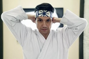 Karate Kid is back.