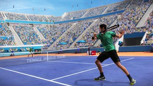 """Tennis World Tour"" vs. ..."